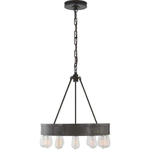 Ralph Lauren Home Roark Modular 12 Light Ring Chandelier
