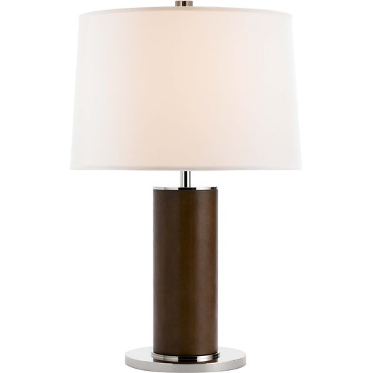 """Ralph Lauren Home Beckford 25.5"""" H Table Lamp with Drum Shade"""