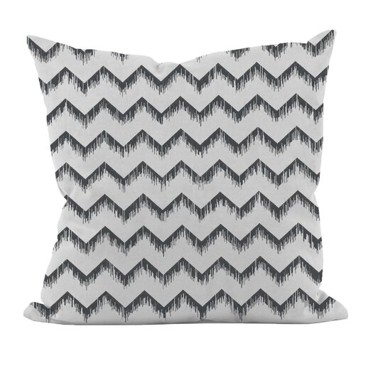 E By Design Chevron Decorative Pillow