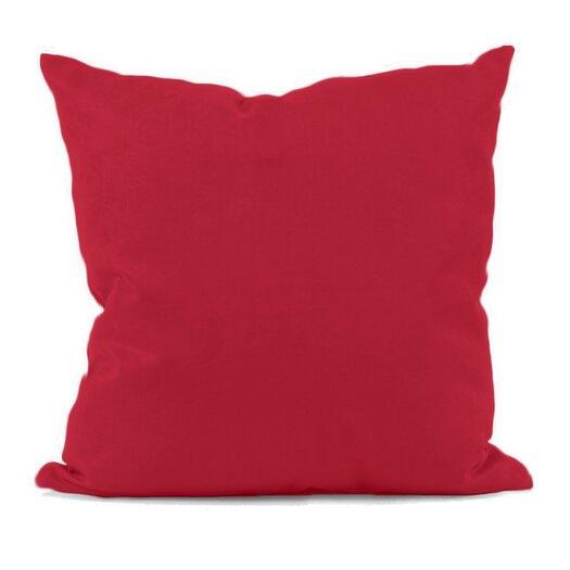 E By Design Solid Color Decorative Pillow