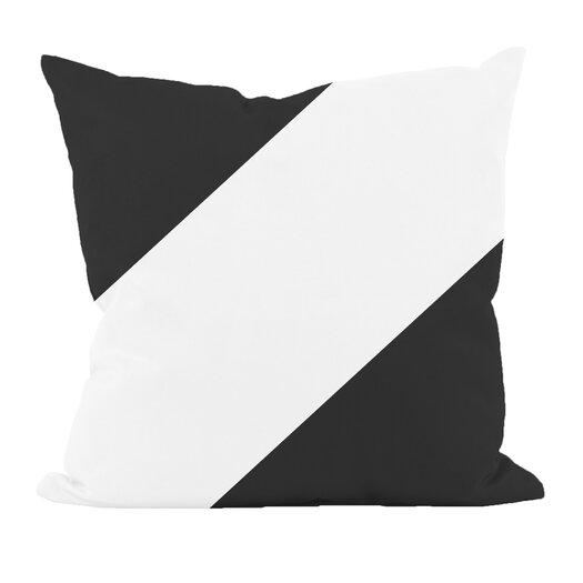 E By Design Bold Stripe Decorative Throw Pillow