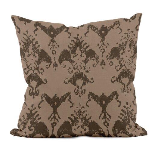 E By Design Floral Motifs Decorative Pillow