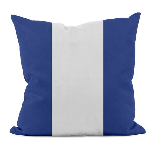 E By Design Big Stripe Vertical Decorative Pillow