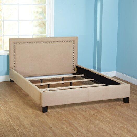 TMS Queen Platform Bed