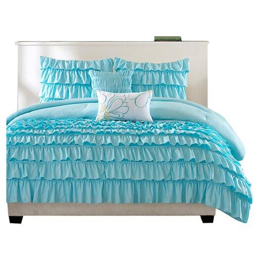 Intelligent Design Waterfall Comforter Set