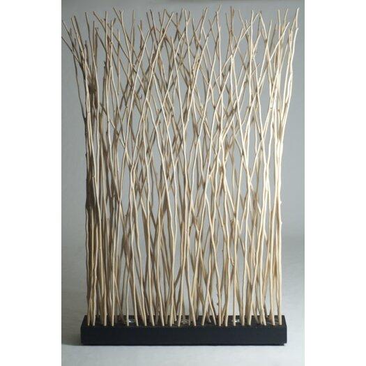 Urbia Naturals Bleached Driftwood Screen on Base