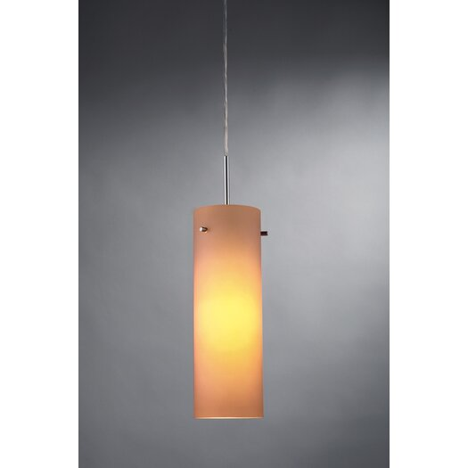 Bruck Lighting Titan 1 Light Mini Pendant