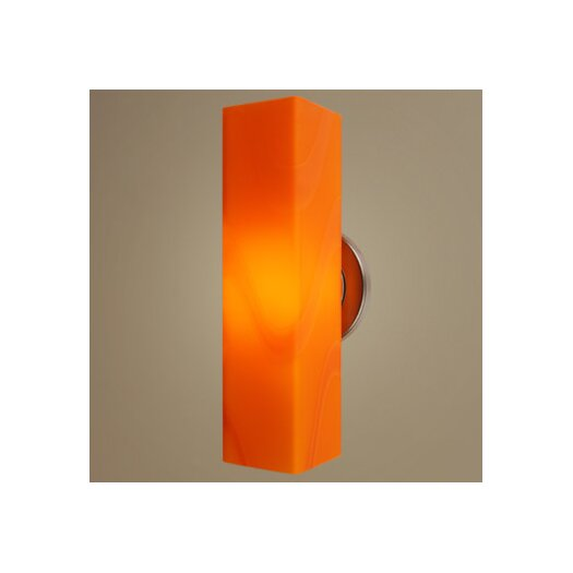 Bruck Lighting Houston 1 Light Rectangular Wall Sconce