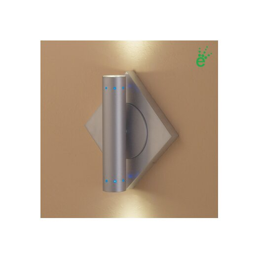 Bruck Lighting Ledra Kepler 2 Light Wall Sconce