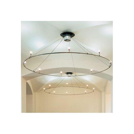 Bruck Lighting V/A Ring Ceiling Fixture