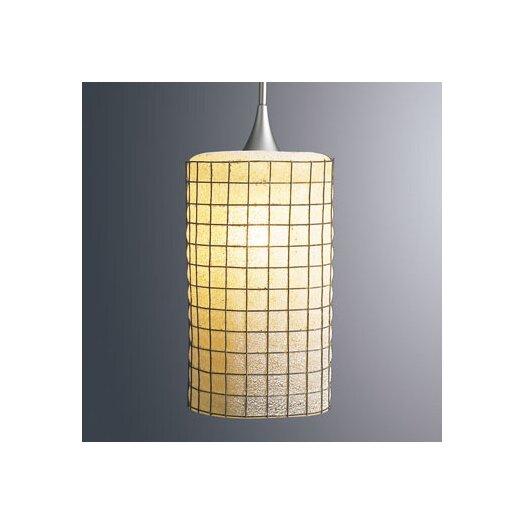 Bruck Lighting Sierra 1 Light Monopoint Mini Pendant