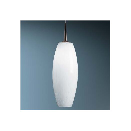 Bruck Lighting Ciro 1 Light Monopoint Pendant with Canopy