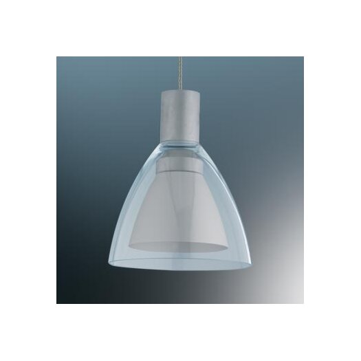 Bruck Lighting Apollos Canto 1 Light MonoPoint Pendant
