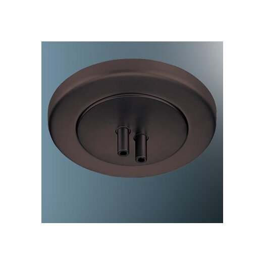"""Bruck Lighting 4"""" Surface Mount Canopy Power Feed"""