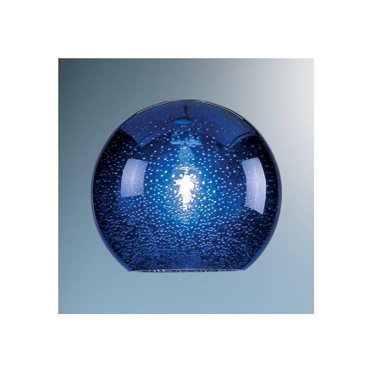 """Bruck Lighting 4"""" Bobo Glass Round Track Head Shade"""