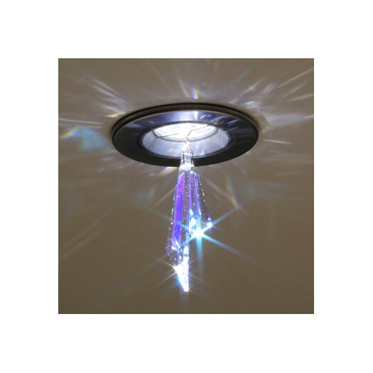 Bruck Lighting Crystal in Blue Fortress