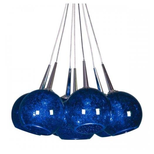 Bruck Lighting Bobo 7 Light Pendant