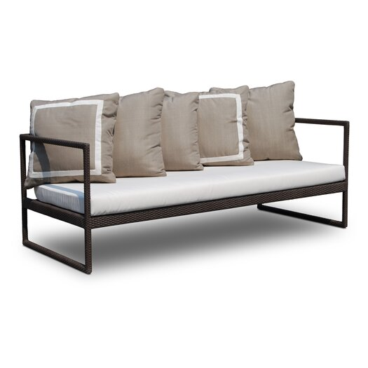 Dann Foley Malibu Sofa with Cushions
