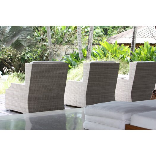 Dann Foley Hancock Deep Seating Chair with Cushions