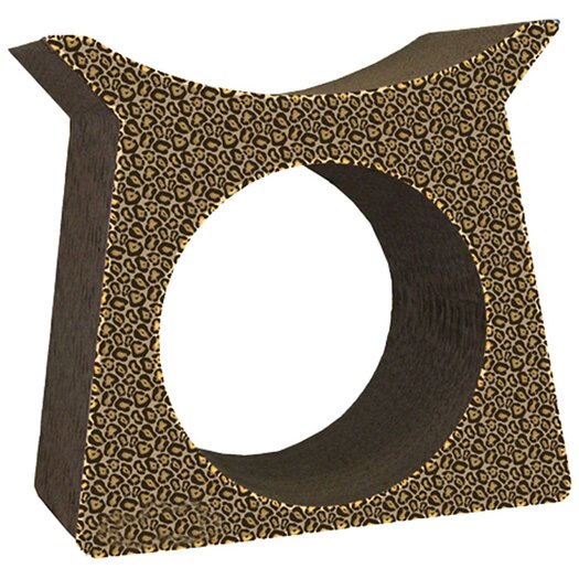 Imperial Cat Tower Tunnel Recycled Paper Cat Scratching Board