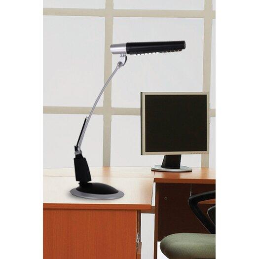 """Illuminada Fluorescent 25.5"""" H  Table Lamp"""