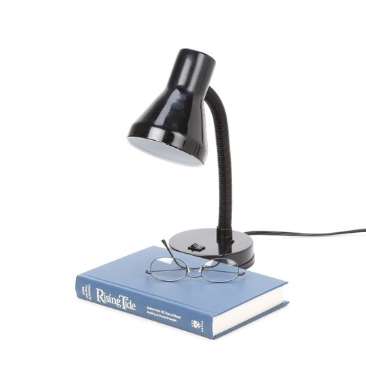 "Illuminada 14"" H Table Lamp with Bowl Shade"