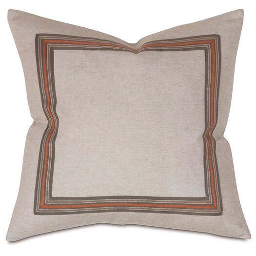 Thom Filicia Home Collection Square Border Pillow