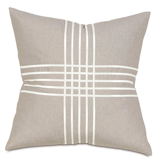 Thom Filicia Home Collection Reflection Criss-Cross Pillow