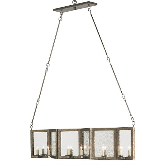 Currey & Company Deansgate 12 Light Candle Chandelier