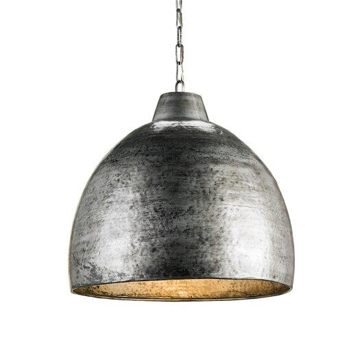 Currey & Company Earthshine 1 Light Mini Pendant