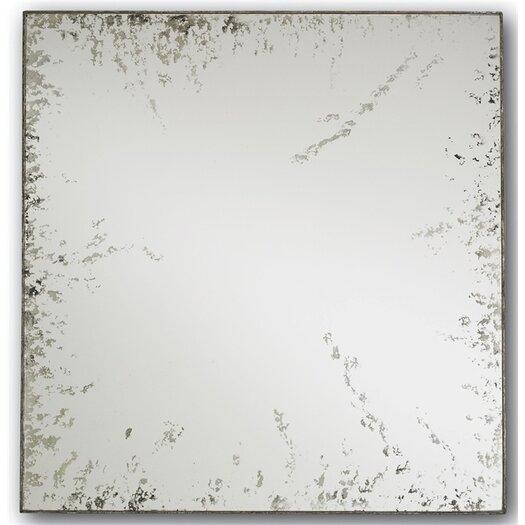 Currey & Company René Square Mirror