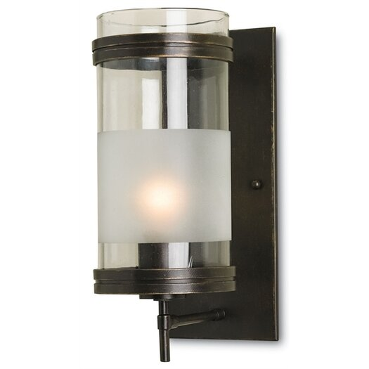 Currey & Company Walthall 1 Light Wall Sconce