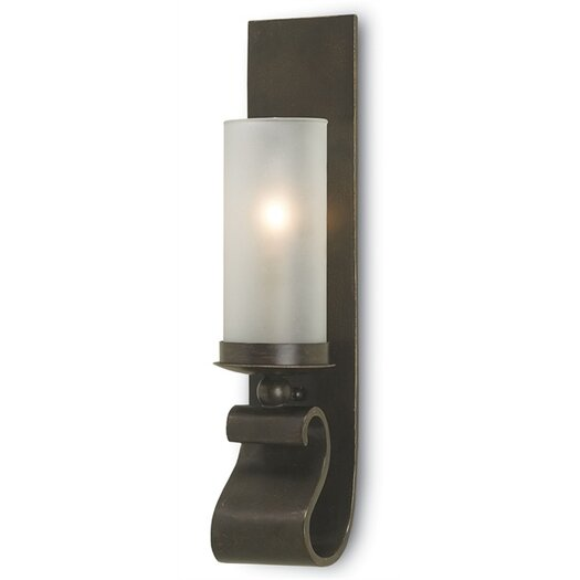Currey & Company Avalon 1 Light Wall Sconce