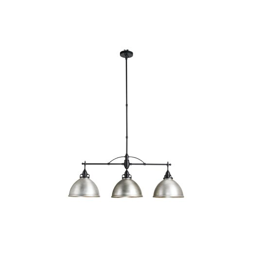 Currey & Company Ruhl 3 Light Mini Chandelier