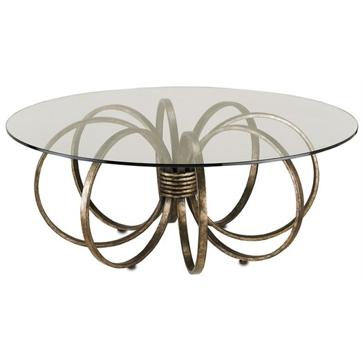 Currey & Company Penthouse Coffee Table