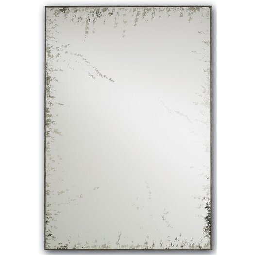 Currey & Company René Rectangular Mirror