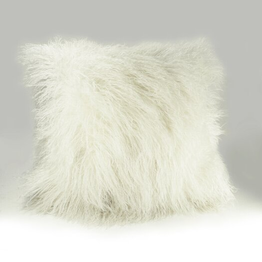Pur Modern Tanner Curly Lamb Oversized Pillow