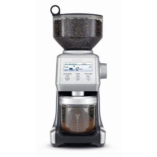 Breville Smart Grinder Die-Cast Conical Electric Burr Coffee Grinder