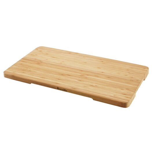 Breville Compact Smart Bamboo Cutting Board