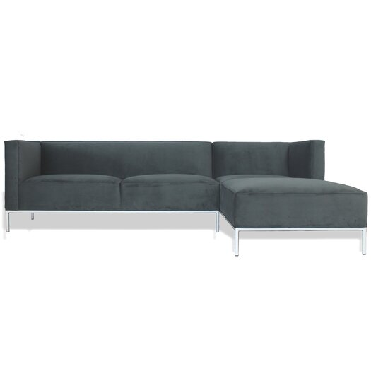 Bobby Berk Home Lacy Sofa and Chaise Sectional