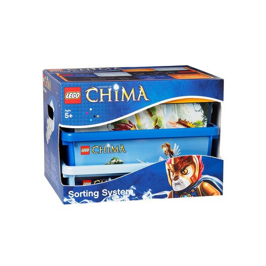 LEGO by Room Copenhagen Legends of Chima Sorting System and Storage