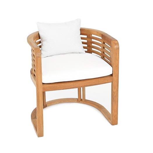 OASIQ Hamilton Dining Arm Chair with Cushion