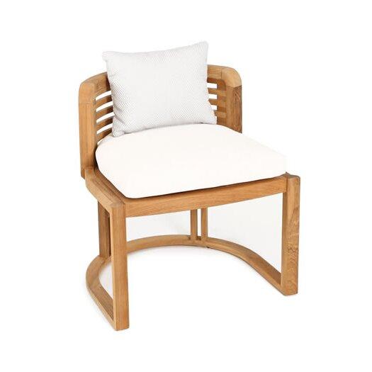 OASIQ Hamilton Dining Side Chair with Cushion