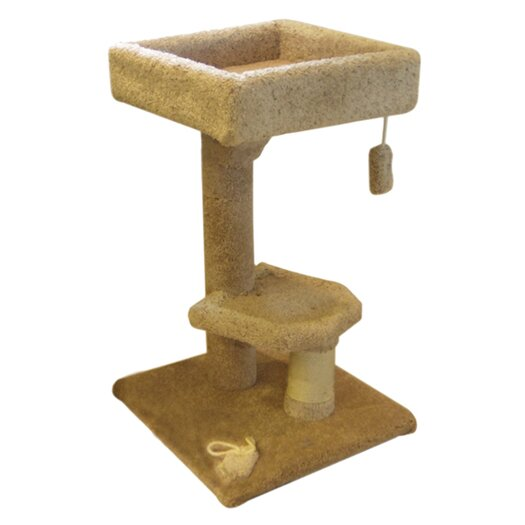 "Majestic Pet Products 34"" Kitty Cat Perch"