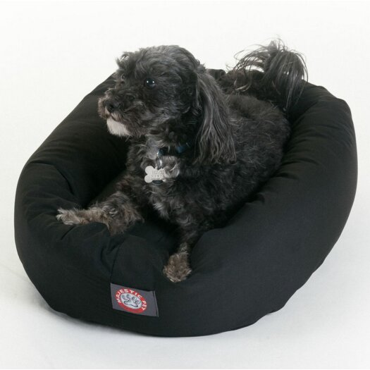 Majestic Pet Products Bagel Donut Dog Bed