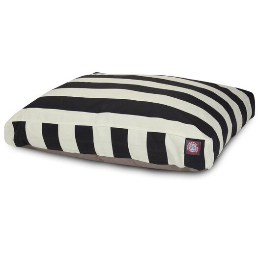 Majestic Pet Products Vertical Strip Dog Pillow