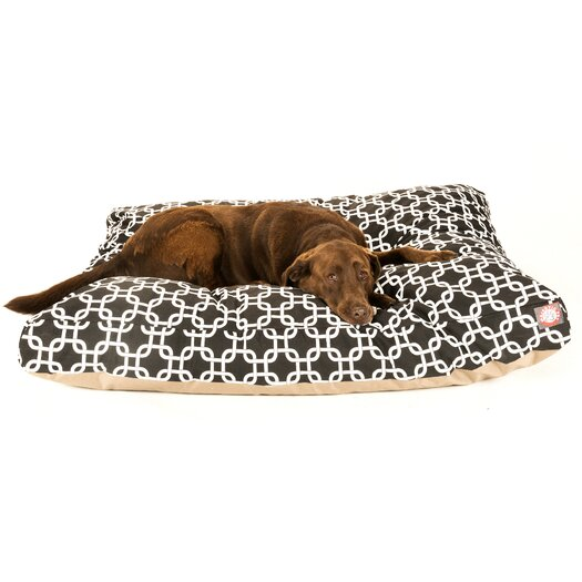 Majestic Pet Products Links Rectangle Dog Pillow