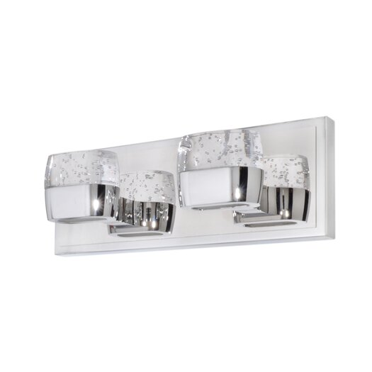 ET2 Volt 2-Light LED Vanity