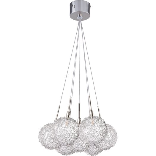 ET2 Stellar 7 - Light Multi - Light Pendant