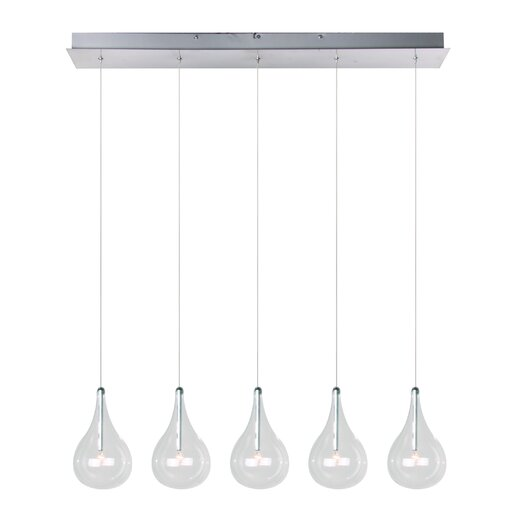 ET2 Sklo 5 - Light Linear Pendant